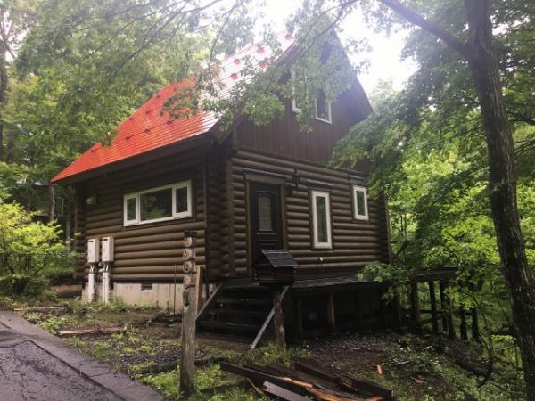 サバトの森 土地300坪付き ログハウス